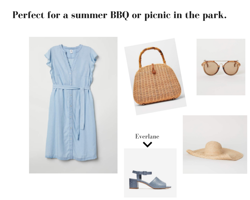 My Favorite Summer Fashion from H&M Conscious