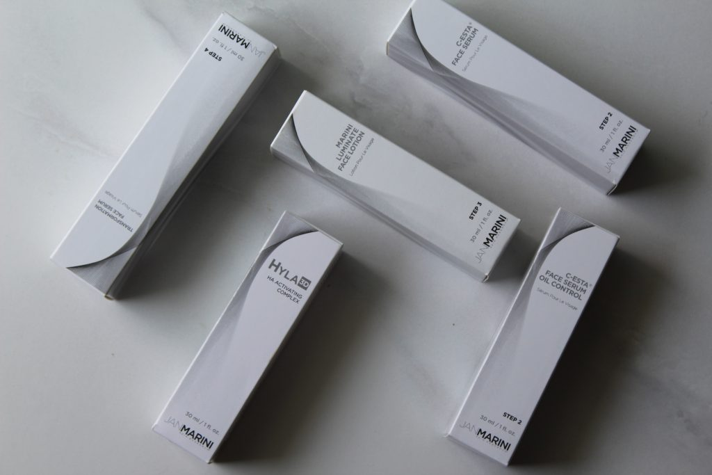 jan marini skin care products
