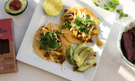 Simple Plates | Vegan Street Tacos